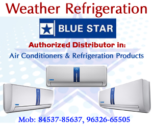 weather refrigeration